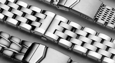 Браслеты для часов. Выбрать и купить часовые браслеты в на сайте VPK