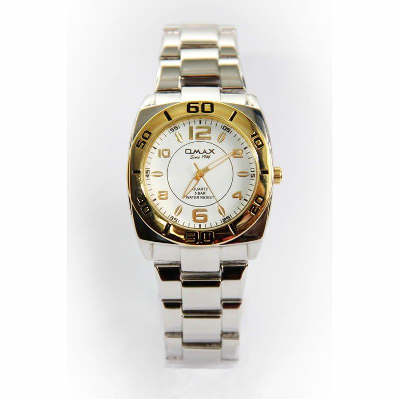 Наручные водонепроницаемые часы в корпусе из нержавеющей высококачественной стали и кварцевым механизмом Miyota