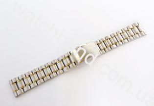 Браслет металлический для наручных часовЕ22с-55