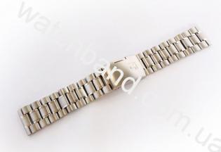 Браслет металлический для наручных часовE22w-58