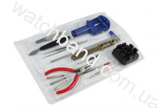 набор инструмента для ремонта часовTL-16