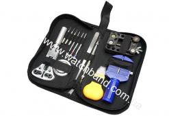 набор инструментов для ремонта часов 12 в 1 TL-17