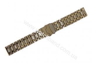 Металлический браслет для наручных часовBn20w-21