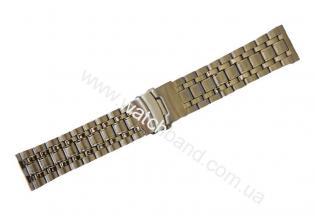 Металлический браслет для наручных часовBn24w-23