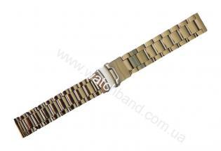 Металлический браслет для наручных часовBn18w-20