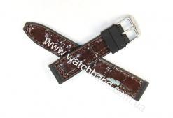 Ремень с вставками из кожи BD0133-20-3