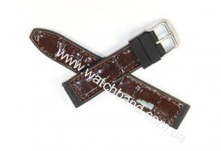 Ремень с вставками из кожи 20 ммBD0133-20-3