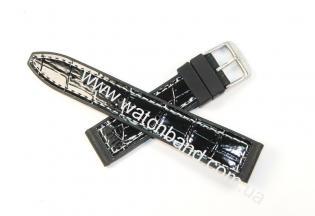 Ремень с вставками из кожи 22 ммBD0133-22-1