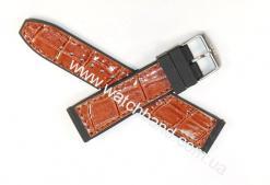 Ремень с вставками из кожи 22 мм BD0133-22-5