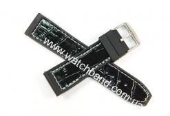 Ремень с вставками из кожи 24 мм BD0133-24-1
