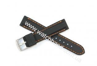 силиконовый ремешок с быстросъемными ушками 20ммBD0119-20OR