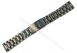 Черный браслет для часов D18B-21