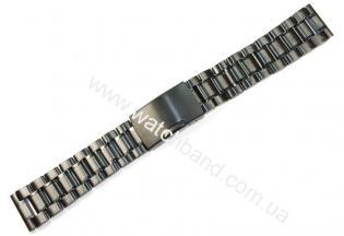 Черный браслет 20 ммD20B-22