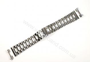Браслет для часов 24 мм (steel)BUT24W-13