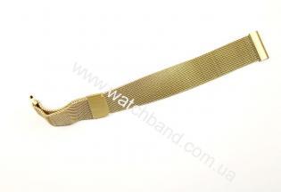 Браслет milanese Loop 18 mm (gold)SM18G-14