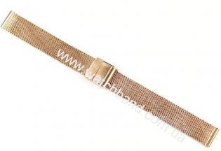 Браслет-сетка для часов 12 ммM12pg-28
