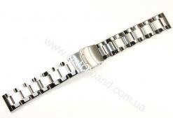 Браслет для часов 18 мм (steel) D18w-25