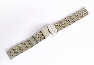 Металлический браслет для наручных часовBn18w-19