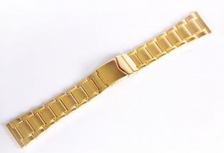Часовой браслет из металлаСb24g-04