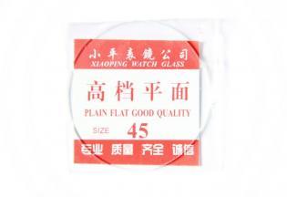 стекло для часов минеральное плоскоеIMP 29-45