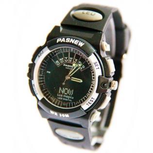 Мужские часы PASNEW004LED-3